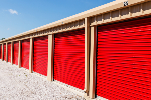Mini Newcastle storage garage units