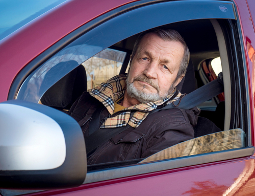 Driving Evaluation For Seniors